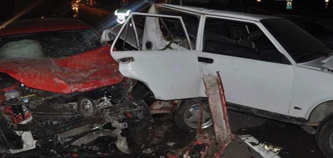 Bursa'da alkollü sürücü dehşeti