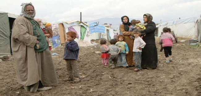 Lübnan Suriyeli  sığınmacıları geri  yollayacak