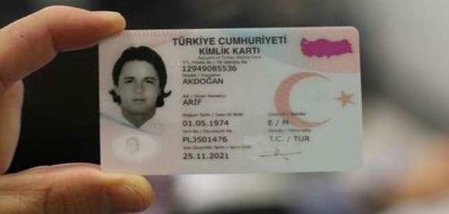 Bakandan yeni kimlik kartlarıyla ilgili açıklama