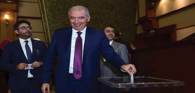 Yeni Başkan Uysal'dan ilk açıklama