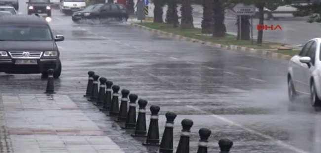 Yağmur ne kadar sürecek?