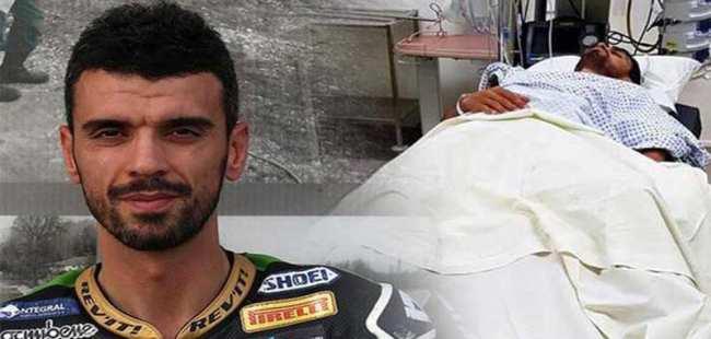 Milli motosikletçi İstanbul'a getirildi