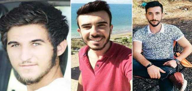 Kazada 3 genç hayatını kaybetti