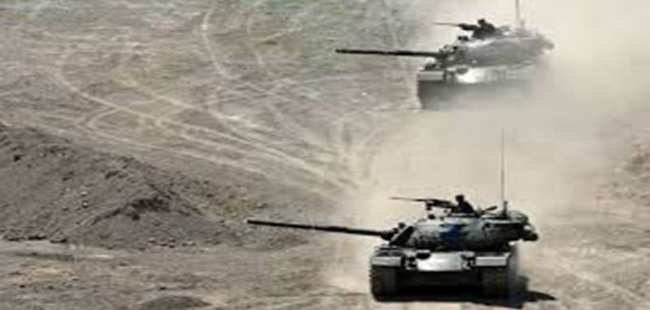 İran sınıra tank sevk ediyor