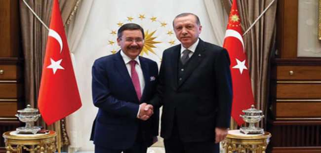 Erdoğan'dan flaş Gökçek açıklaması