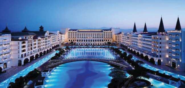 Mardan Palace Hotel'e büyük şok