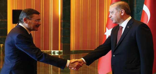 İstifalar sonrası Erdoğan'dan açıklama