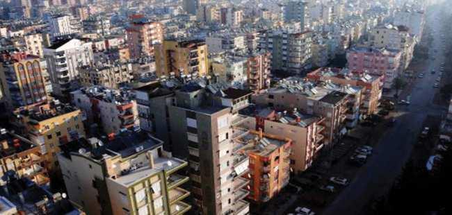 Antalya'da konut satışları arttı