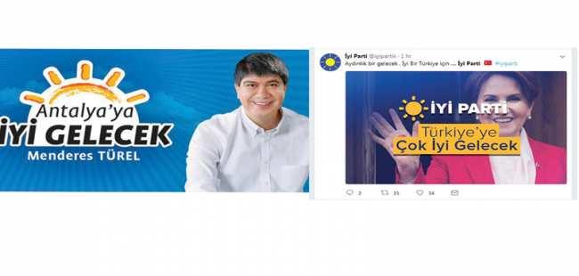 Logo ve sloganında büyük benzerlik