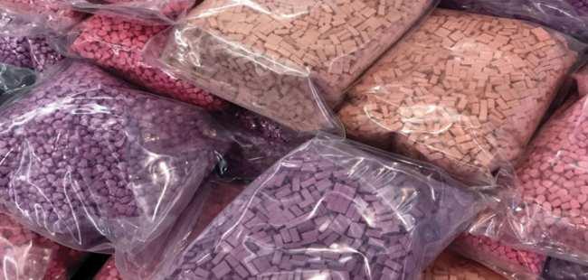 90 milyon liralık uyuşturucu ele geçirildi