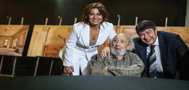 Ara Güler'den Başkan Türel'e hediye