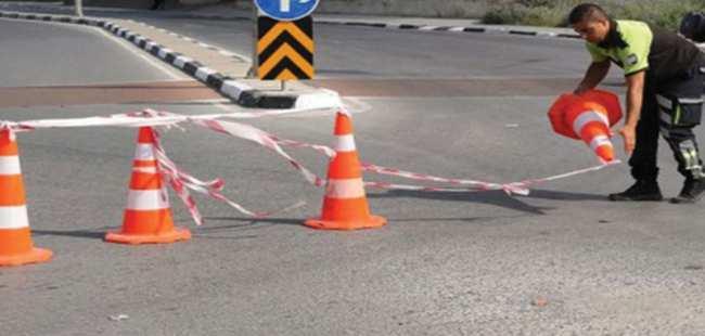 Antalya'da bazı yollar trafiğe kapatılıyor
