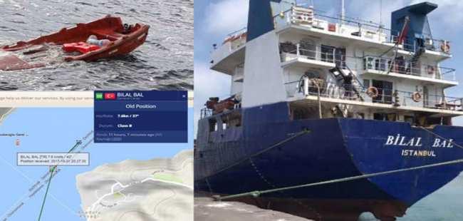 Başbakan'dan kaybolan gemiyle ilgili flaş açıklama