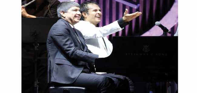 Başkan Türel'den  muhteşem performans