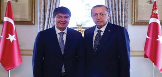 Başkan Türel'e sürpriz teklif