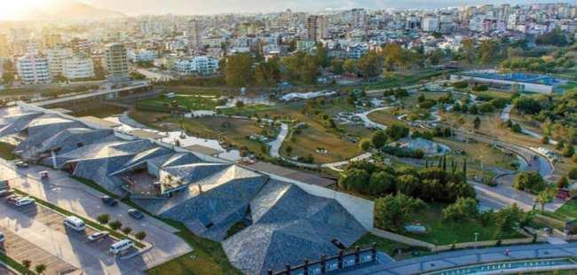 Antalya'da ekstrem spor merkezi yapılacak