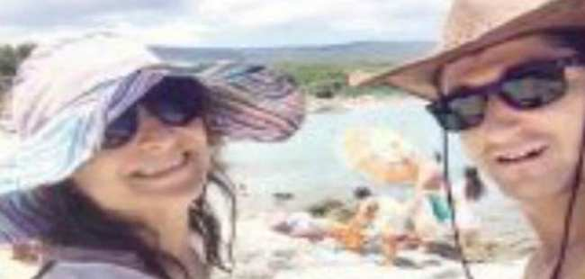 Tatile giden çift hayatının şokunu yaşadı