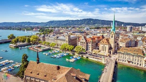 Dünyanın en mutlu 10 şehri