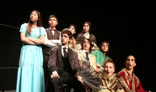 8. Liselerarası Tiyatro Şenliği başlıyor