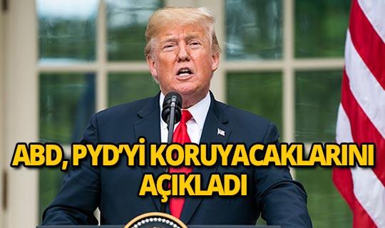 ABD Başkanı Trump'tan flaş açıklama