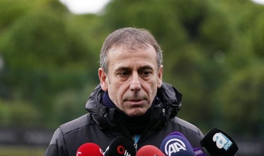 """Abdullah Avcı: """"Serdar'ın bize, bizim de Serdar'a ihtiyacımız var"""""""