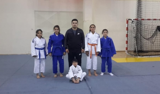 Acıgöllü öğrenciler Judoda uluslararası derece elde etti