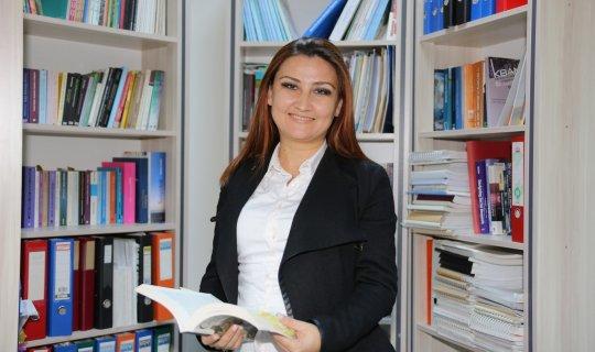 Akdeniz Üniversitesi öğretim üyesine 'Üstün Başarılı Genç Bilim İnsanı Ödülü'