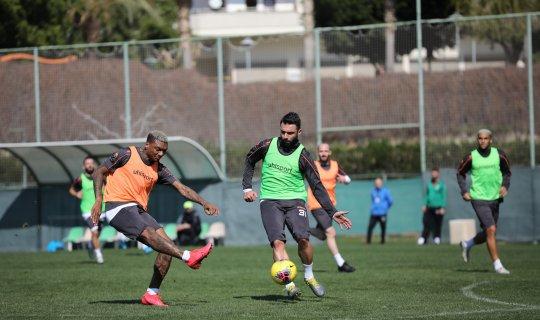 Alanyaspor, Sivasspor maçı hazırlıklarına başladı