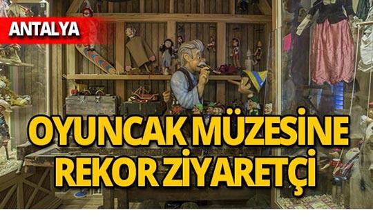 Anadolu Oyuncak Müzesi'ne 526 bin 373 ziyaretçi!