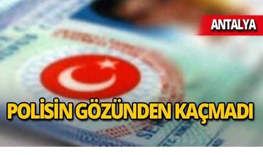 Antalya'da daha önce 70 bin liraya satmıştı, bu kez yakalandı!