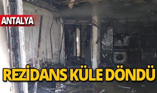 Antalya'da korku dolu anlar:13 kişi hastaneye kaldırıldı!