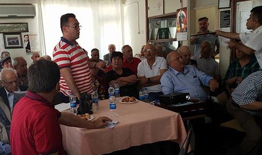 Antalya'da vatandaşlar isyan etti