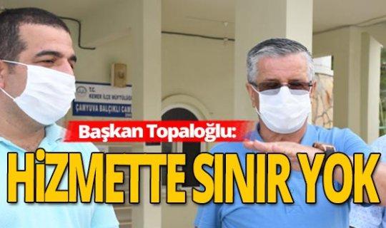 Antalya haber: Balçıklı Cami'ne bakım yapıldı