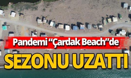 Antalya haber: Çardak Beach'de sezon uzuyor