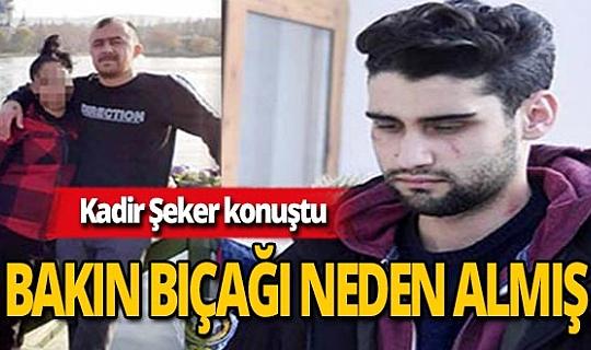 Antalya haber: Kadir Şeker'den şok savcılık ifadesi