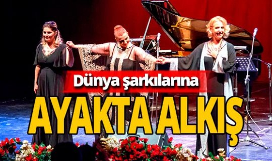 Antalya haber: Kardeş sopranolardan efsane konser