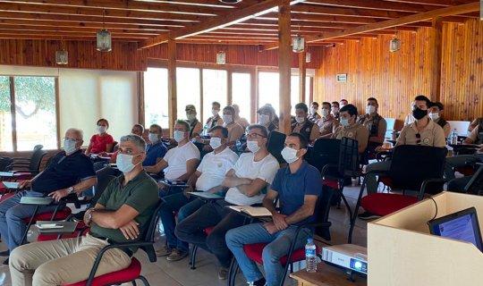 Antalya haber: Ormancılara eğitim verildi