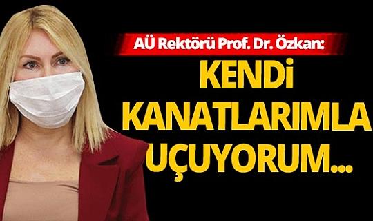 Antalya haber: Rektör Prof. Dr. Özkan 4 yıllık çalışma planını açıkladı