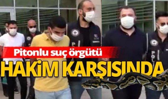 Antalya haber: Tefeciler adliyeye getirildi