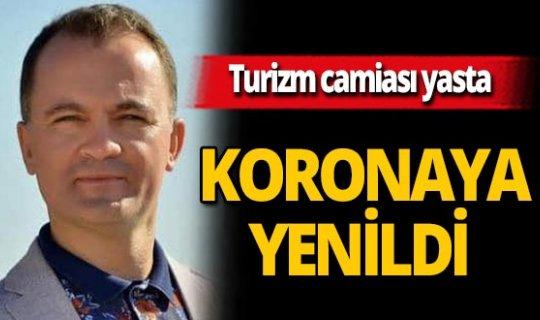 Antalya haber: Turizmci Faruk Karaca koronavirüse yenildi haberi. Son Dakika TURİZM haber başlıkları ve gelişmeler