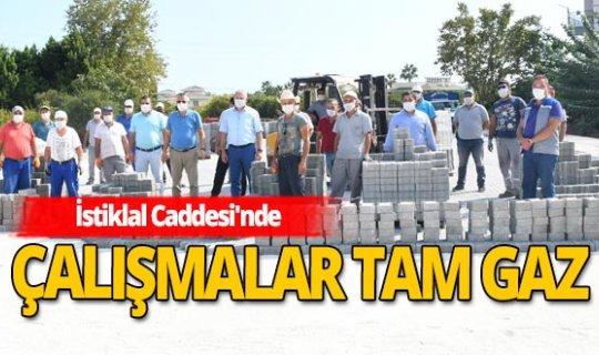 Antalya haber: Üst yapı çalışmaları aralıksız sürüyor