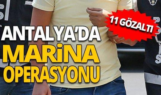 Antalya'nın da içinde bulunduğu 3 ilde dolandırıcılık operasyonu
