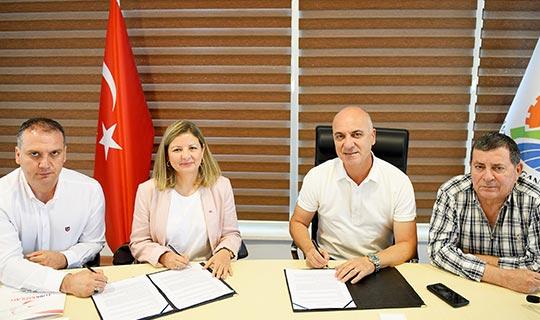 Antalya OSB ile Türk Kızılay arasında hayat kurtaran protokol