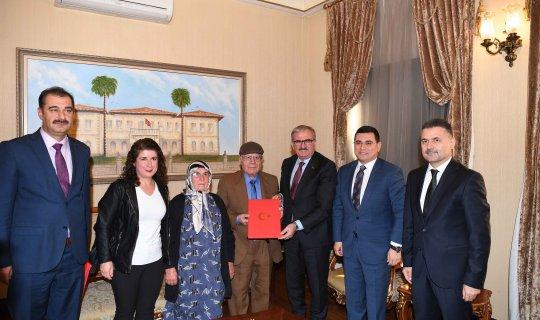 Antalya Valisi Karaloğlu okul protokolü imzaladı