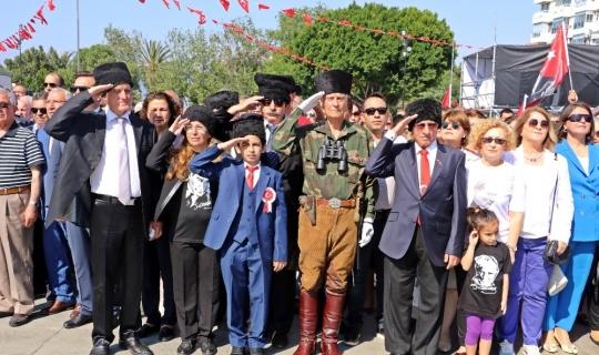 Antalya'da 19 Mayıs çoşkusu
