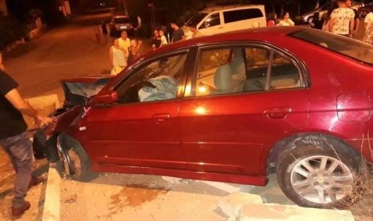 Antalya'da zincirleme kaza: 9 yaralı