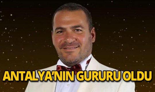 Antalyalı öğretmen Tanju Okan Beste Yarışması'nda yarışacak