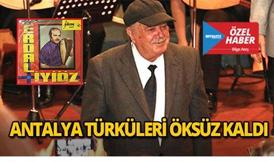 Antalyalı sanatçının ölümü sevenlerini yasa boğdu!