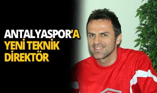 Antalyaspor'a yeni teknik direktör!