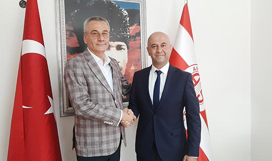 Antalyaspor akaryakıt istasyonu kiralama ihalesi yapıldı
